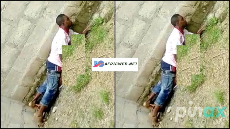40-Years-Old Man Caught Sleeping With A 9-Years-Old Girl